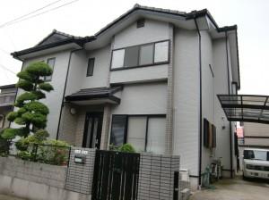 2世帯住宅ですが、玄関は1つ台所は2ヶ所という準2世帯タイプの間取りになっています